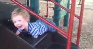 Videos eines texanischen Jungen mit Behinderung werden zum viralen Hit