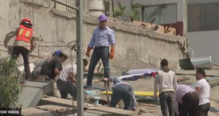 Erinnerungen an 1985: Mexiko beklagt bereits 248 Tote