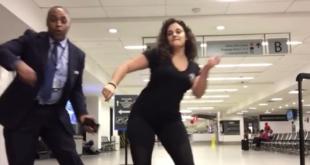 Spontanes Tanzvideo wird zum viralen Hit
