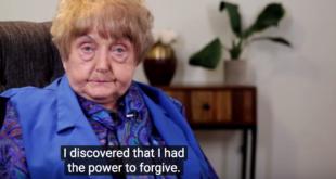 Auschwitz-Überlebende Eva Mozes vergibt Lagerarzt Mengele