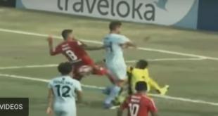 Tödlicher Unfall bei Fussballspiel in Indonesien