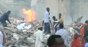 231 Menschen sterben bei Bombenattentat in Somalia
