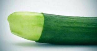 Gurke gehört in den Salat…