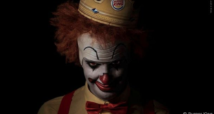 Scary Clown Night – Burger King feiert Halloween