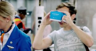 KLM will Kunden billigerer Airlines mit Virtual Reality App verführen