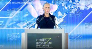 Roboter Sophia bekommt saudische Staatsangehörigkeit