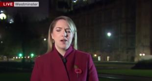 Sex-Geräusche während Moderation zu Brexit auf BBC
