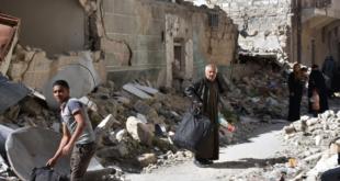 Dokumentarfilm zeigt den grausamen Bürgerkrieg in Syrien