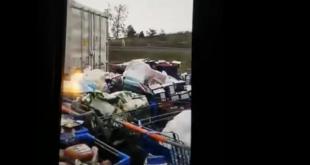 Walmart verschwendet tonnenweise Lebensmittel