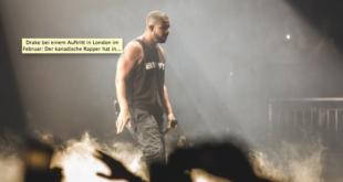 #heropapi – Rapper Drake ist ein Ritter der Neuzeit