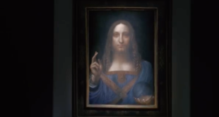 """Rekordpreis für Gemälde """"Salvator Mundi"""" von da Vinci"""