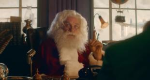 Santa kann alles, ausser Kiwisch – Air New Zealands Hitvideo