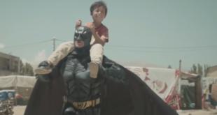 Batman wird als bestes Fundraising-Video ausgezeichnet