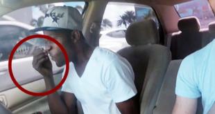 Reisevideo eines koksenden Taxifahrers geht viral