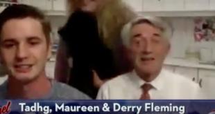 Die Kerry Family landet erneut viralen Hit dank einer Maus