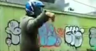 Freudentanz auf Motorrad wird zum viralen Hit