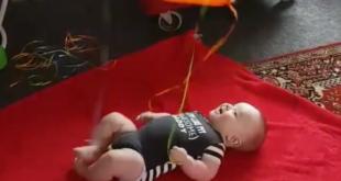 Quietschvergnügt nur mit Luftballons