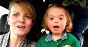 Welt Down-Syndrom Tag – sogar James Corden muss bei diesem Webvideo Tränen vergiessen