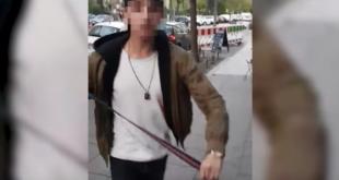 Antisemitismus auf den Strassen Berlins gefilmt